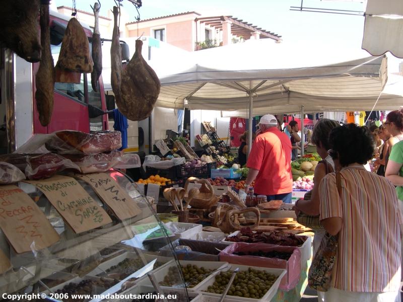 mercato palau
